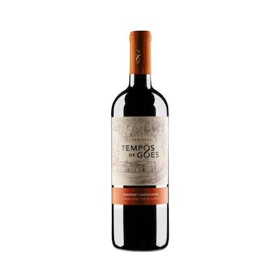 Vinho Cabernet Sauvignon Suave Tempos de Góes 750ml