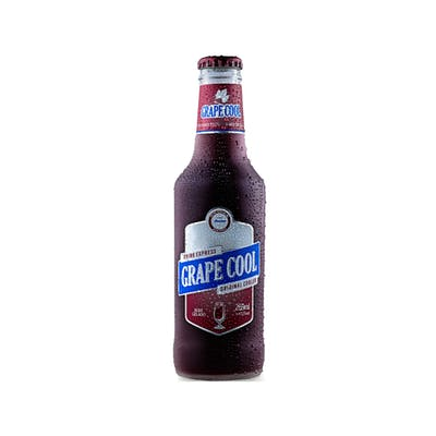 Grape Cool Long Neck Original 269ml