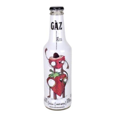Gàz Sake Gaseificado sabor Lichia e Morango 275ml