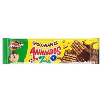 Richester Chocowaffer Coberto Chocolate 126g