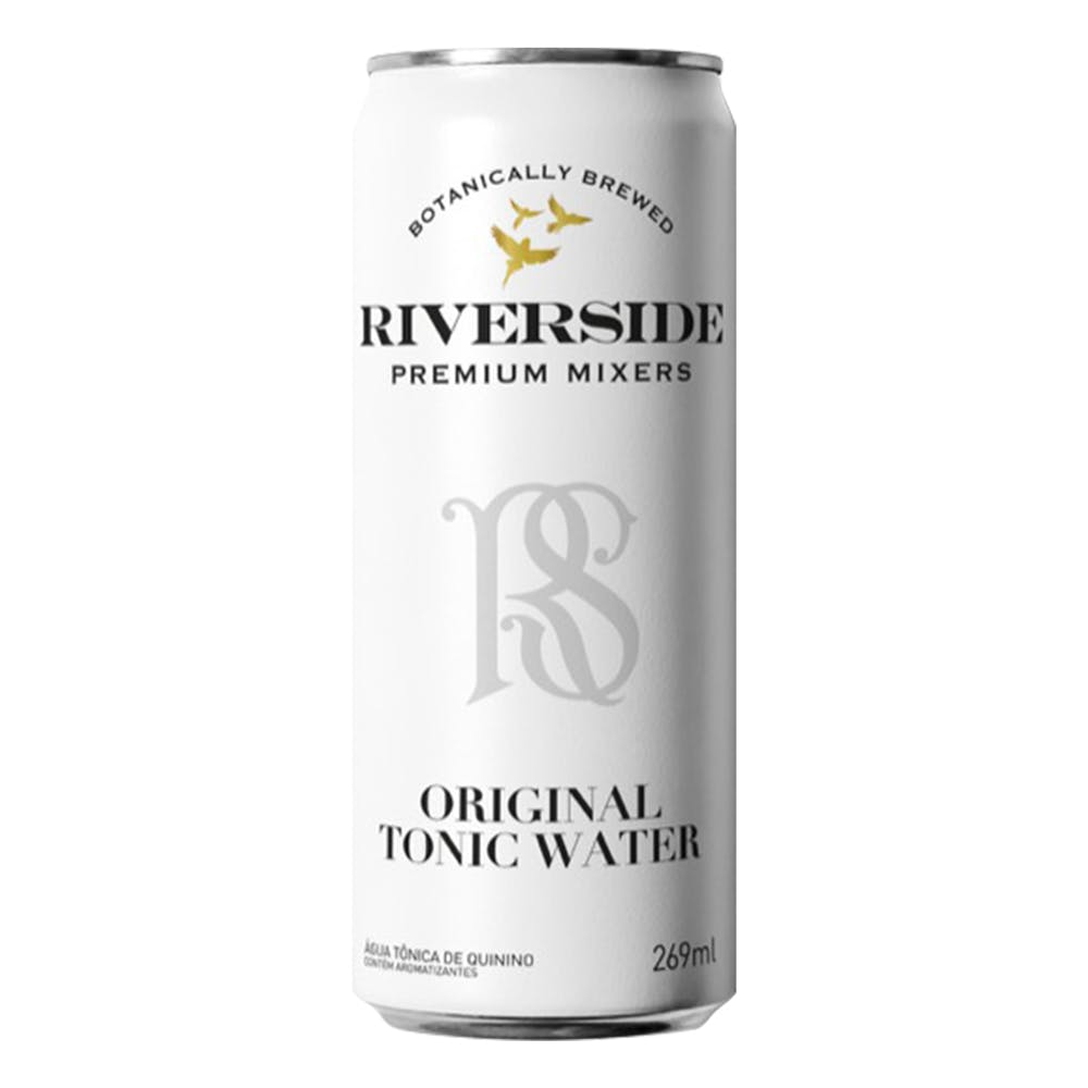 Água Tônica Riverside Original 269ml