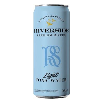 Água Tônica Riverside Light 269ml