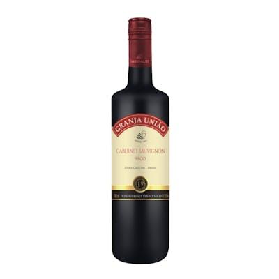 Vinho Tinto Seco Granja União Cabernet Sauvignon 750ml