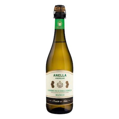 Vinho Frisante Branco Anella Andreani Lambrusco 750ml