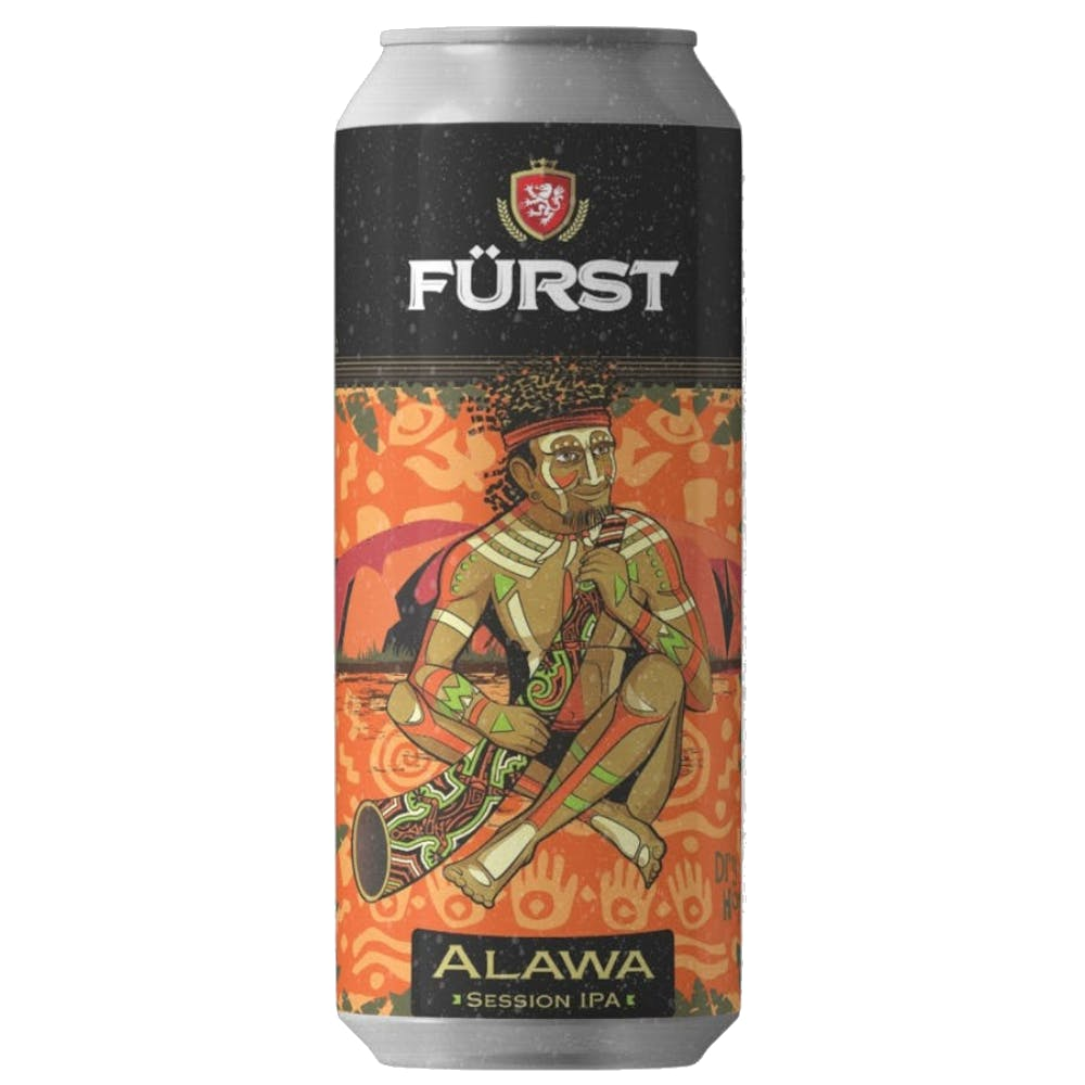 Fürst Alawa Session IPA 473ml
