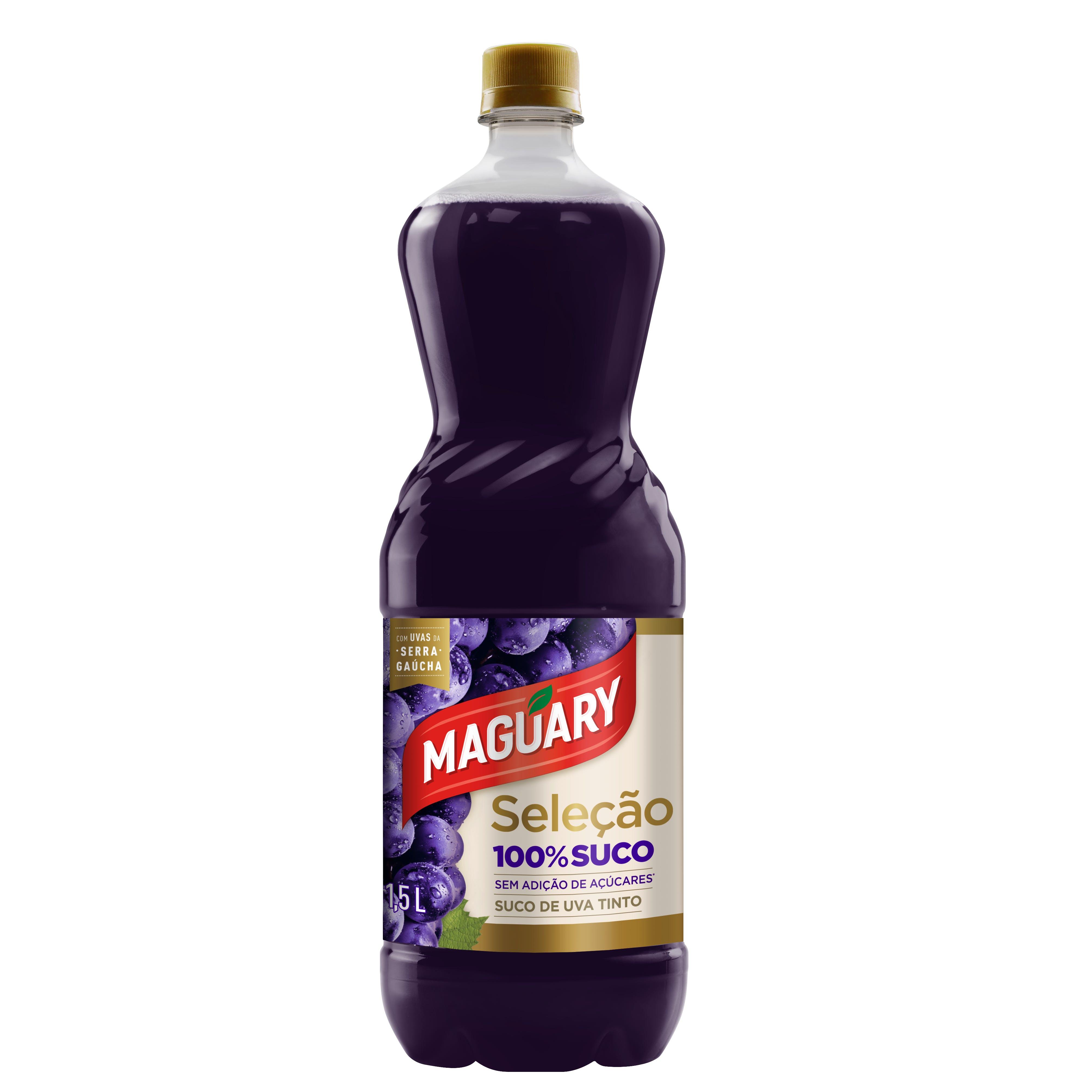 Suco De Uva Tinto Maguary Seleção 1,5L
