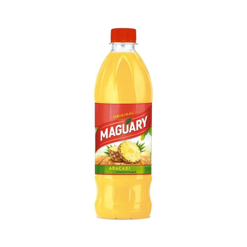 Suco Concentrado De Abacaxi Maguary 500ml