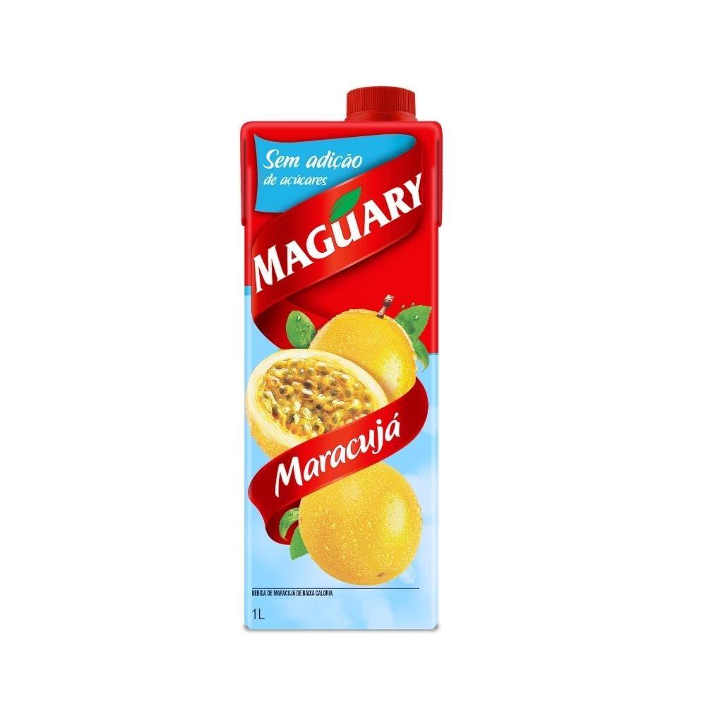 Suco De Maracujá Baixa Caloria Maguary 1L