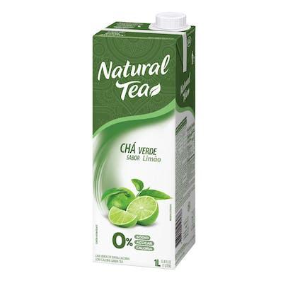 Chá Verde C/ Limão Natural Tea 1L