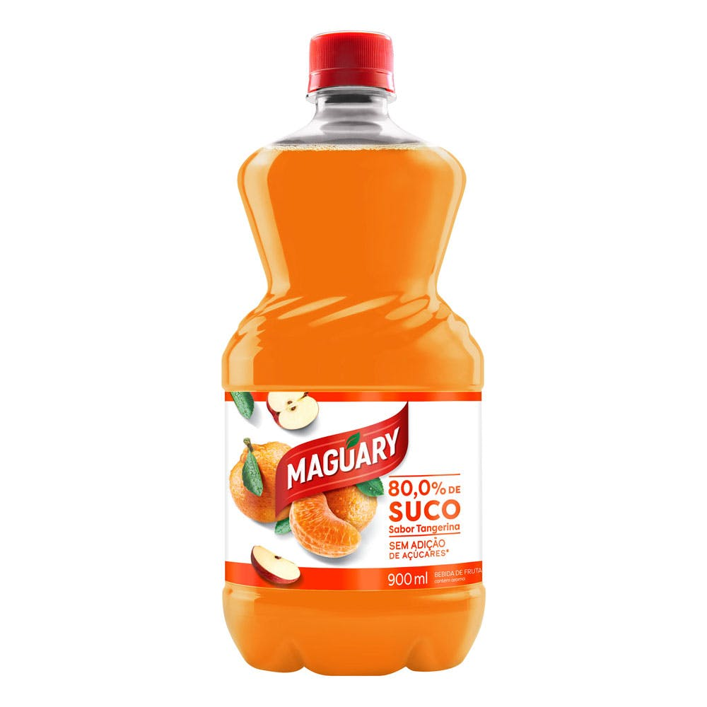 Suco De Tangerina Maguary 900mL Pet