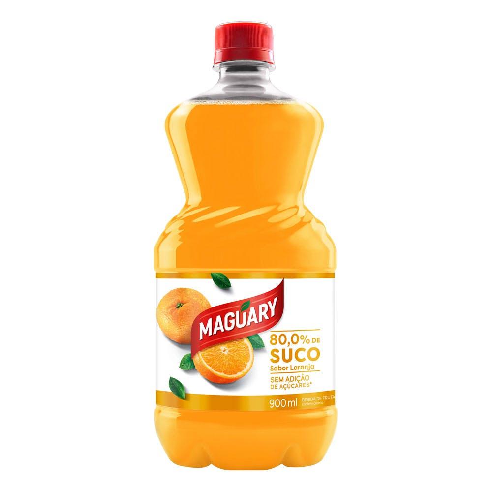 Suco De Laranja Maguary 900mL Pet