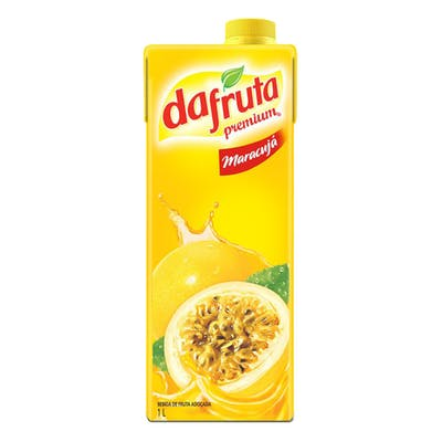 Suco De Maracujá Dafruta 1L