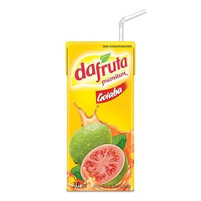 Suco De Goiaba Dafruta 200 mL