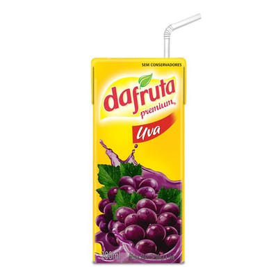 Suco De Uva Dafruta 200 mL