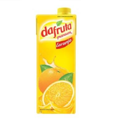 Suco De Laranja Dafruta 1L