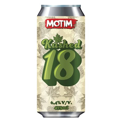 Motim Kushed 18 473ml