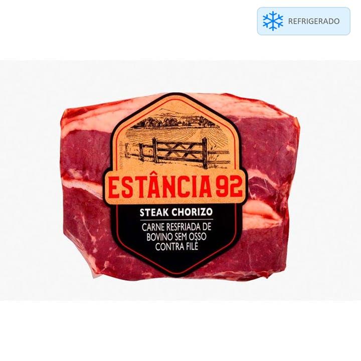 Steak Chorizo Estância 92 650g | Refrigerado