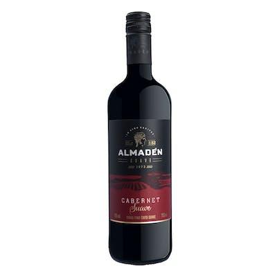 Vinho Tinto Cabernet Suave Almadén 750ml
