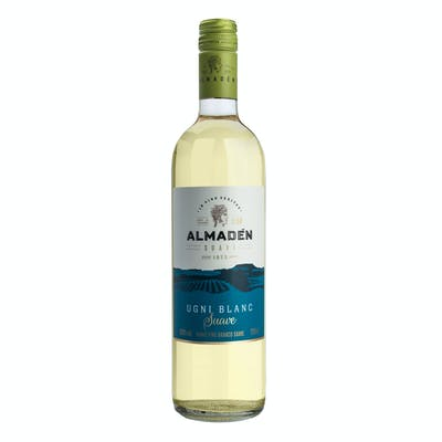 Vinho Fino Branco Suave Almadén 750ml