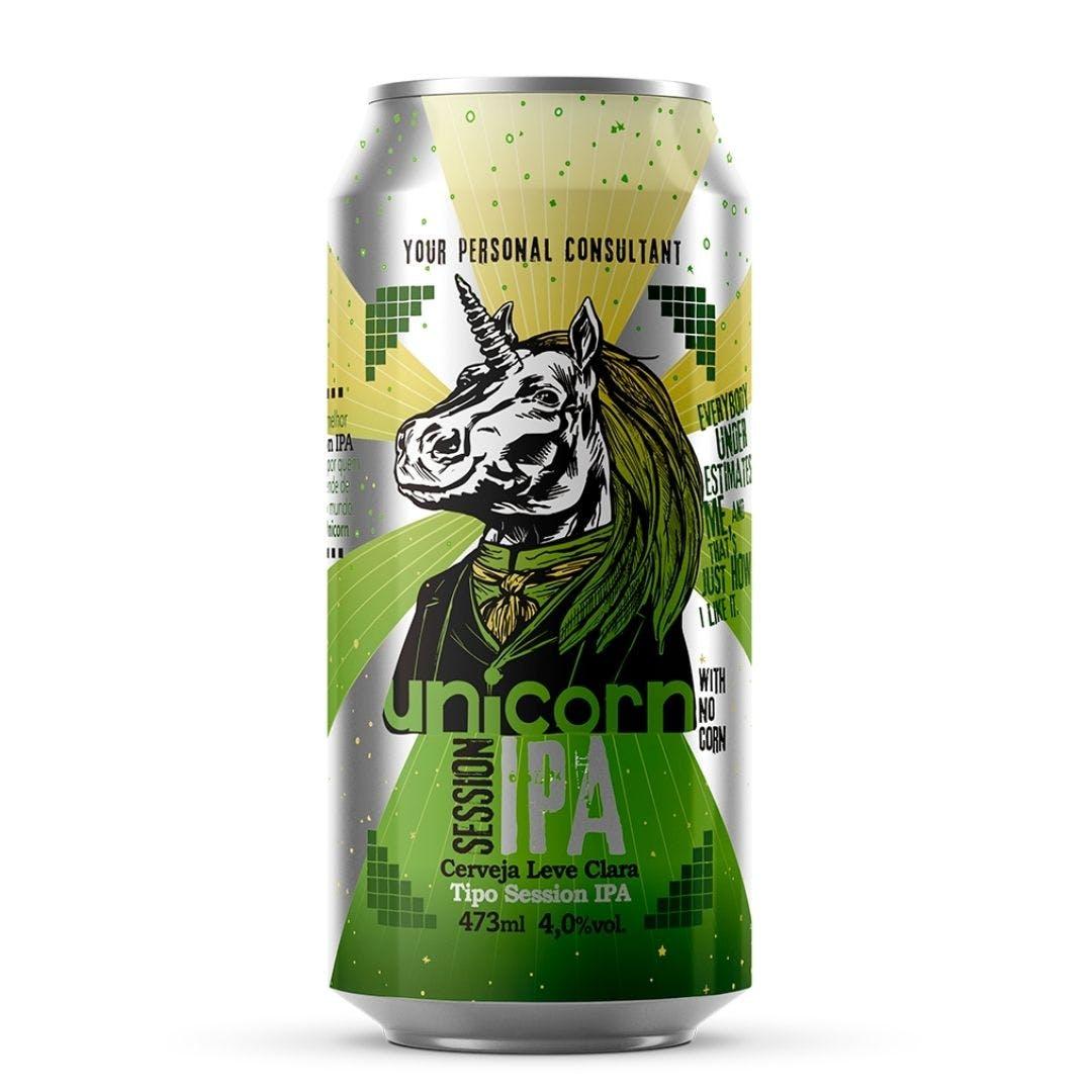 Unicorn Session IPA 473ml