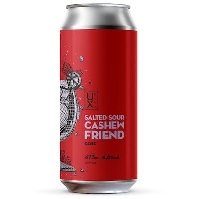 Ux Brew Salted Sour Cashew Friend Lata 473ml