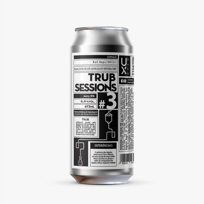 Ux Brew Trub Sessions #3 Lata 473ml