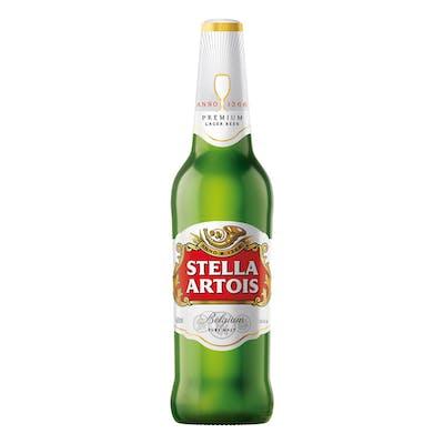 Stella Artois 600ml    Apenas o Líquido