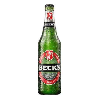 Becks 600ml | Apenas o Líquido