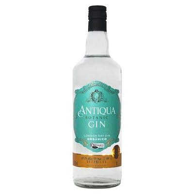 Gin London Dry Orgânico Antiqua 1L