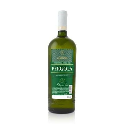 Vinho Branco de Mesa Seco Pérgola 1L