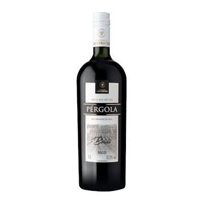 Vinho Tinto Bordô Seco Pérgola 1L