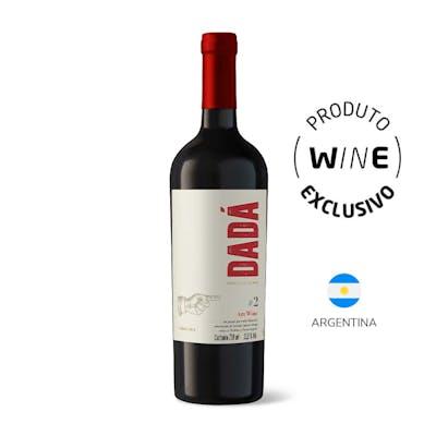 Vinho Tinto Merlot Dadá Nº2 750ml