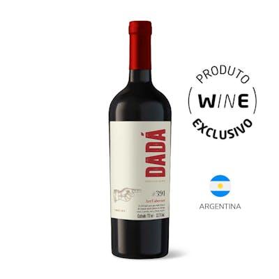 Vinho Tinto Cabernet Sauvignon Dadá 750ml