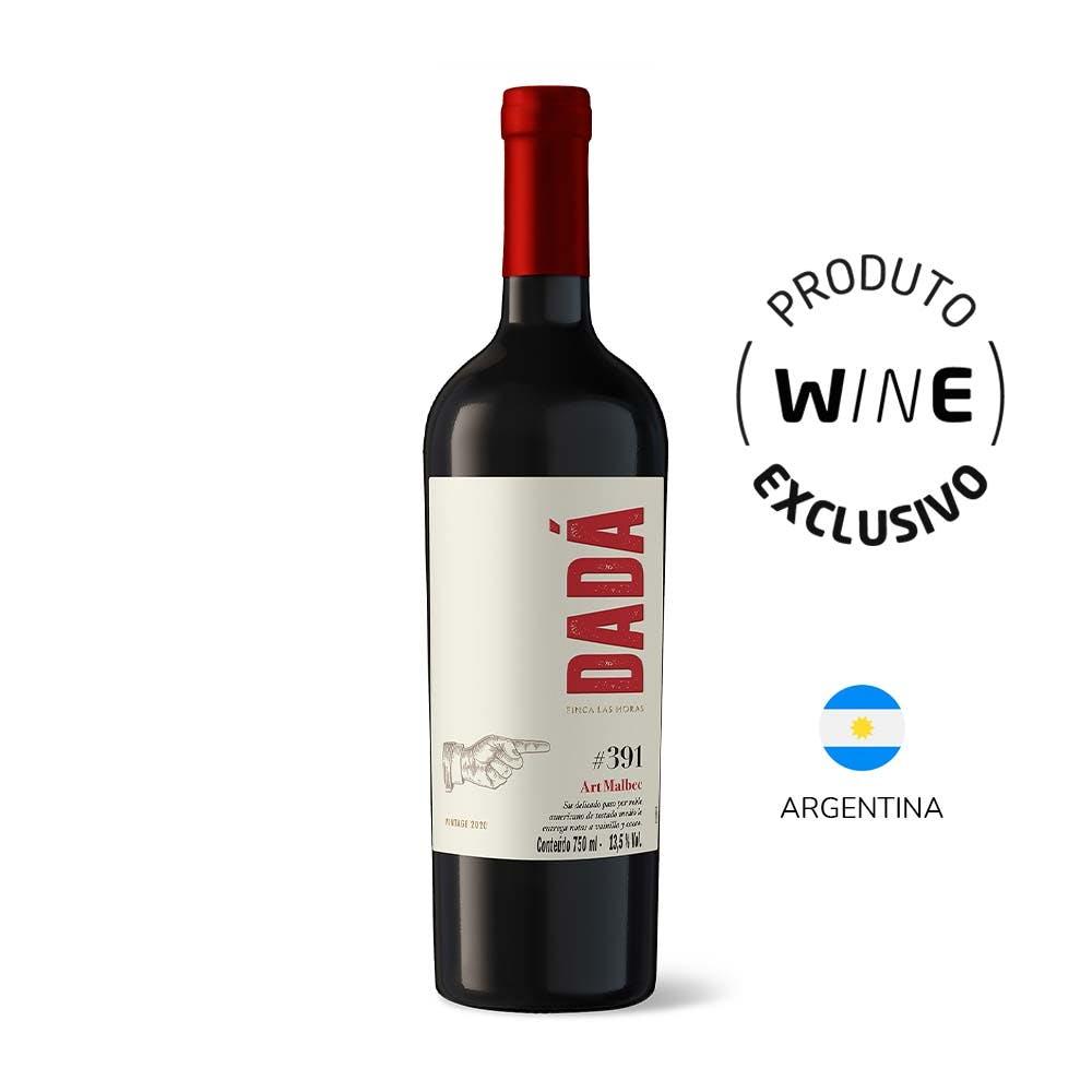 Vinho Tinto Malbec Dadá 750ml