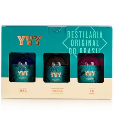 Kit Gin Trilogia YVY 50ml