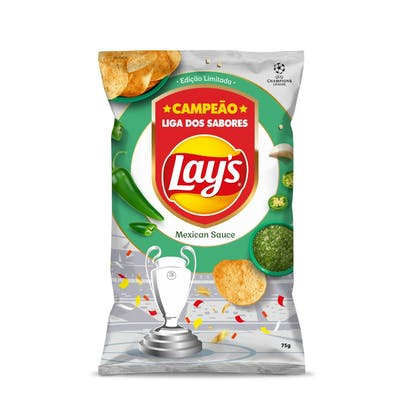 Lays Mexican Sauce 75g