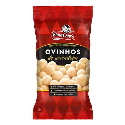 Ovinhos de Amendoim Elma Chips 255g