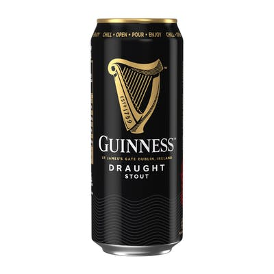 Cerveja Guinness Draught In Can 440ml