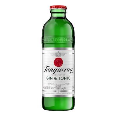 Gin Tanqueray London Dry & Tonic 275ml