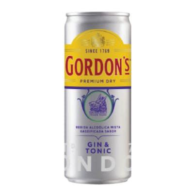 Gin Gordons London Dry e Tonic 269ml