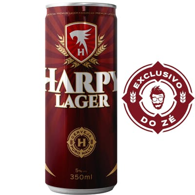 Antuérpia Harpy Lager 350ml