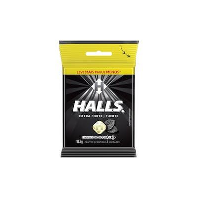 Halls Bag Extra Forte 3x27,5g