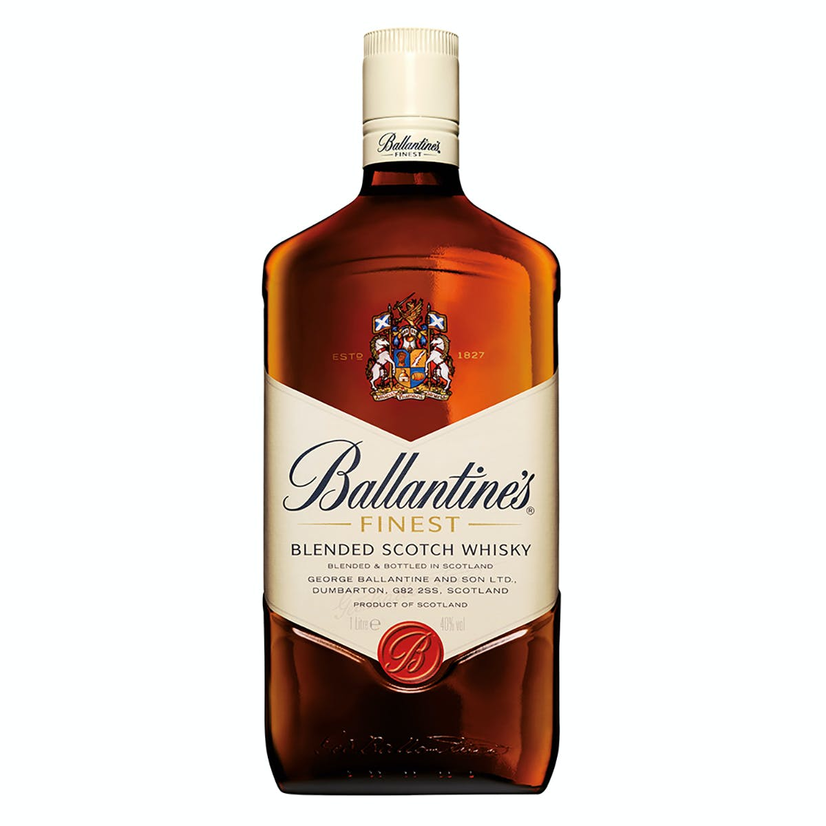 Whisky Ballantines Finest 1L