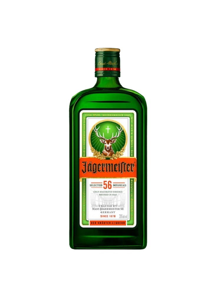Licor Jägermeister 700ml