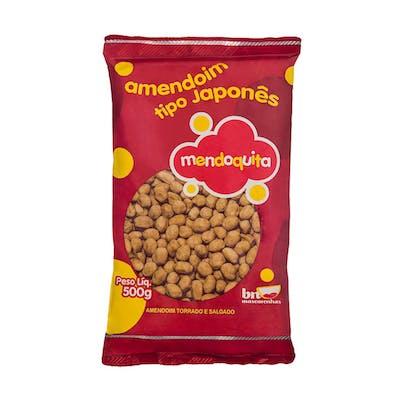 Amendoim Japônes Mendoquita 500g