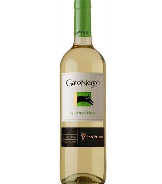Vinho Branco Seco Sauvignon Blanc Gato Negro 750ml