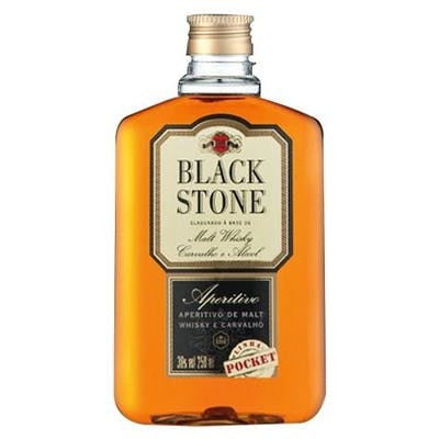 Whisky Black Stone 250ml