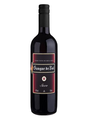Vinho Tinto Seco Sangue de Boi 750ml