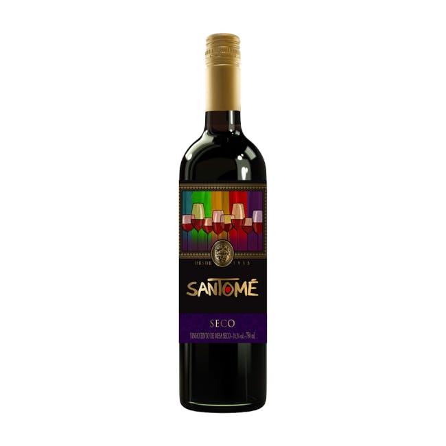 Vinho Tinto Seco Santomé 1L