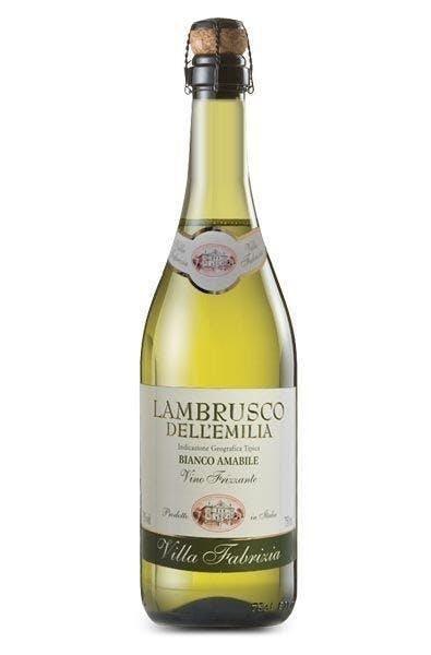 Vinho Branco Bianco Amabile Lambrusco Dell'Emilia Villa Fabrizia 750ml